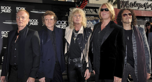 Def Leppard set for Las Vegas residency