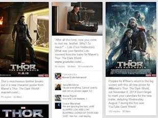 DC Versus Marvel – Who Is The Pinterest Superhero? image Thors New Movie