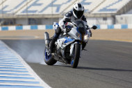 The BMW HP4 is a higher performance and more focussed take on the S 1000 RR