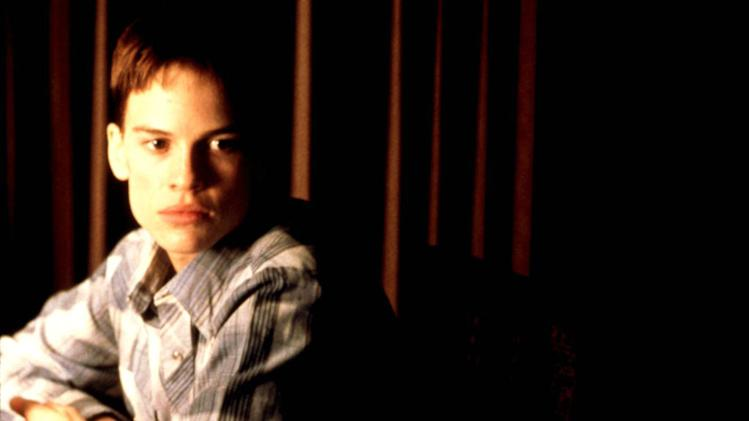 Hilary Swank, 'Boys Don't Cry' (Best Actress, 1999)