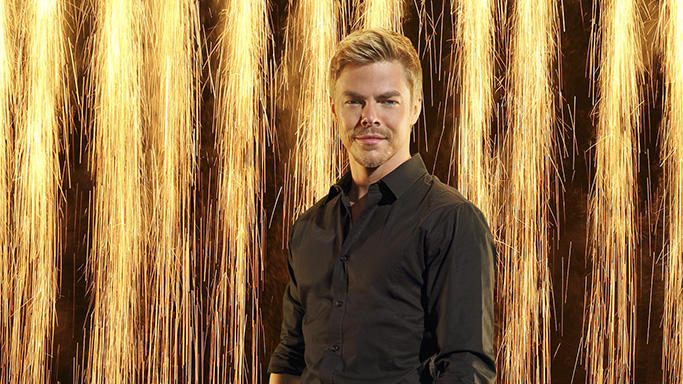 """Dancing with the Stars"" Season 16 DEREK HOUGH"