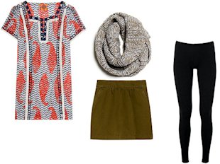 Layer it On! 10 Holiday Wardrobe Staples to Mix & Match