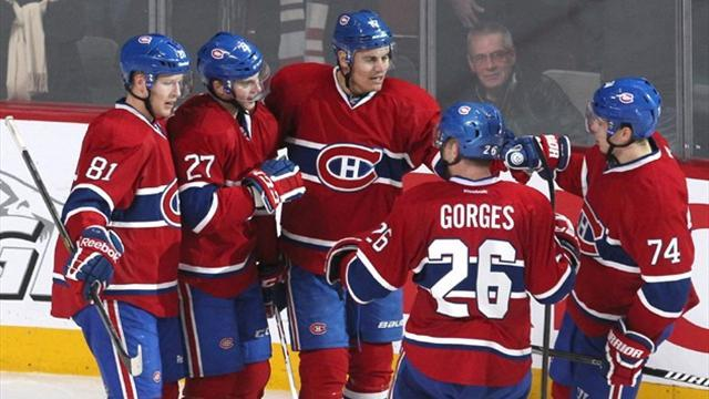 Ice Hockey - Galchenyuk scores winner as Montreal down Devils
