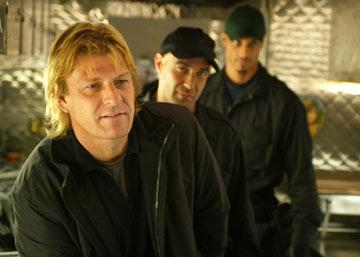Sean Bean in Walt Disney Pictures' National Treasure