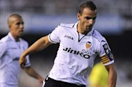 Soldado: I want to be important for Valencia in the Champions League
