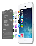 First Hands On With iOS 7 image io7 2