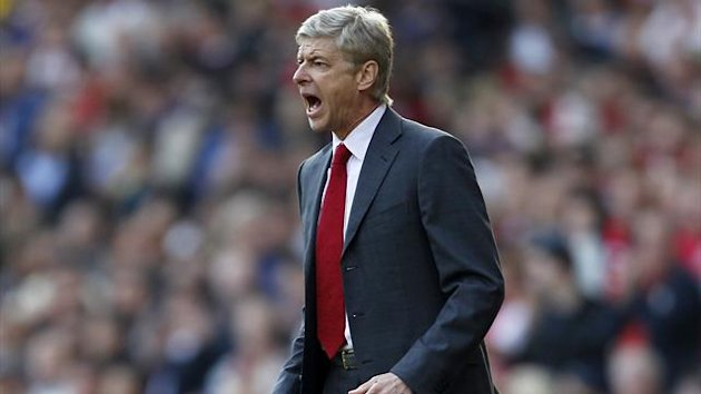 FOOTBALL 2012 Arsenal - Arsene Wenger