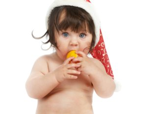Holiday food for babies