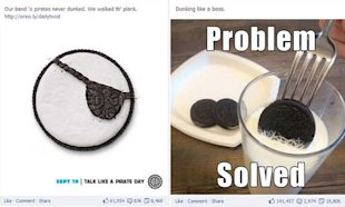 5 Social Media Lessons to Learn from Oreo image oreo facebook engagement