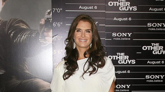 The Other Guys NYC Premiere 2010 Brooke Shields