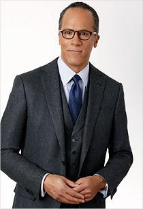 Lester Holt | Photo Credits: NBC