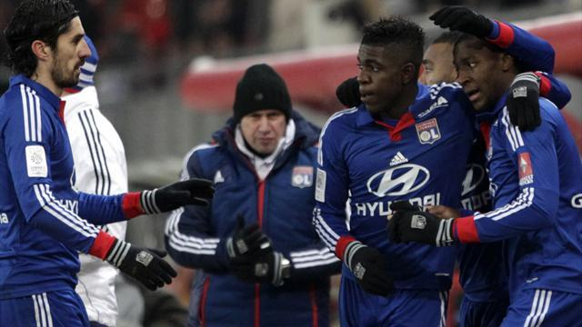Ligue 1 - Fofana scores as Lyon move three clear of PSG