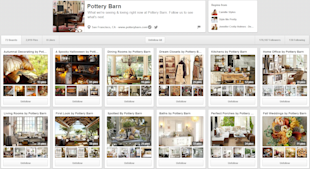 House Hunters: Pinterest Edition image HH Pottery Barn