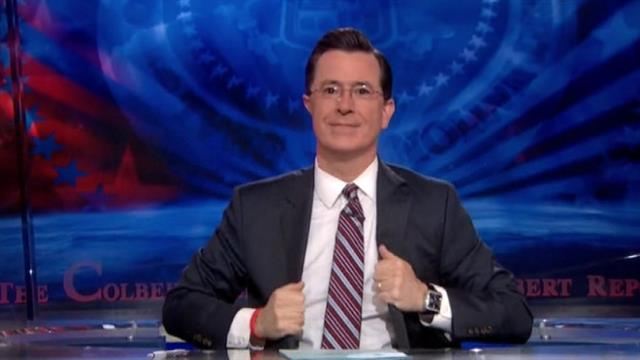 Stephen Colbert: The Man Behind the Character