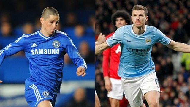 Premier League - Inter chief Tohir confirms Torres, Dzeko interest