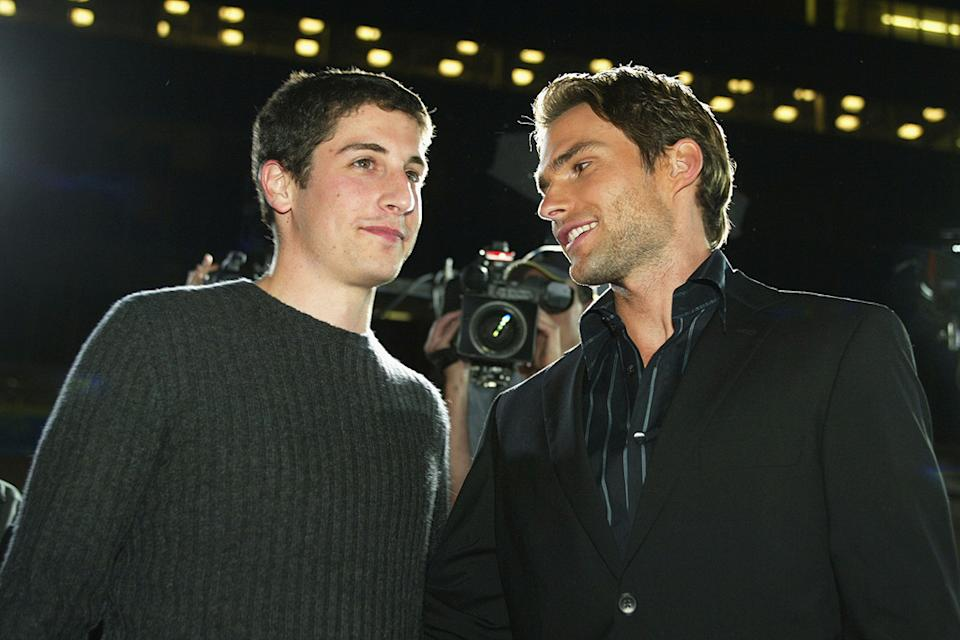 Seann William Scott 2003 Jason Biggs
