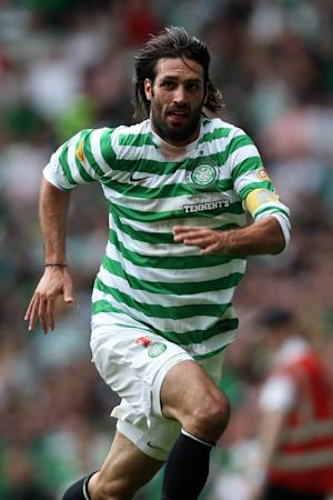 Georgios Samaras is rated doubtful against Helsingborg with a thigh injury