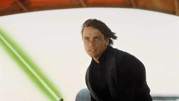 Return of the Jedi 20th Century Fox 1983 Production Photos Mark Hamill