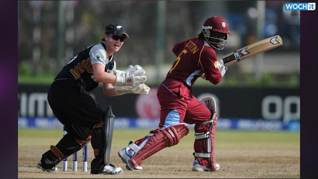 World T20: Windies Women Beat England To Make Winning Start