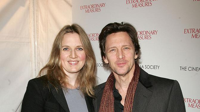 Extraordinary Measures NY Screening 2010 Andrew McCarthy