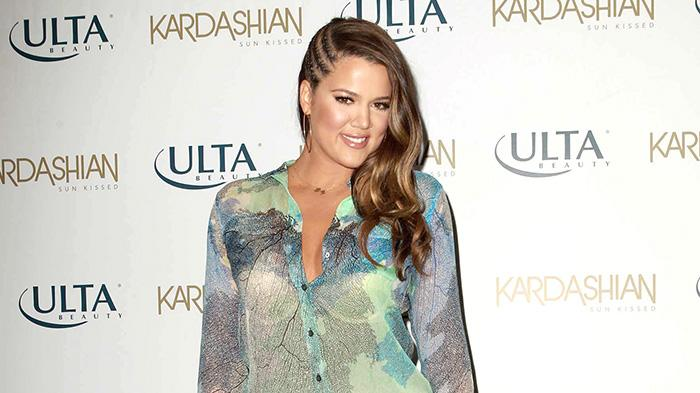 Khloe Kardashian-Odom celebrates the new Kardashian Sun Kissed line at ULTA Beauty