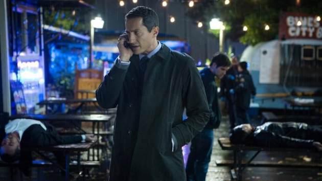Sasha Roiz as Captain Renard in 'Grimm' -- NBC
