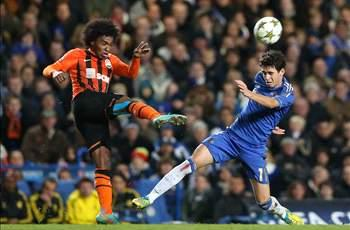 Willian: Every player dreams of playing in the Premier League