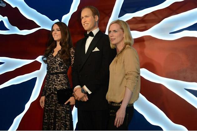 Berlino, Will e Kate di cera al museo di Madame Tussaud