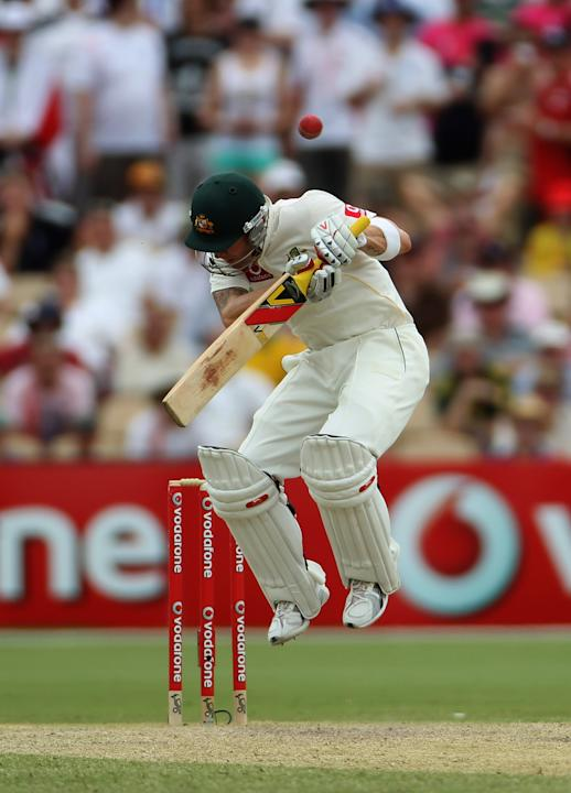 Second Test - Australia v England: Day Four
