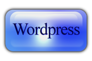 8 Ways To Succeed With WordPress in 2013. image Wordpress logo button 300x200