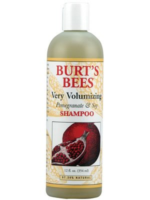 Burt's Bees Very Volumizing Shampoo with Pomegranate & Soy