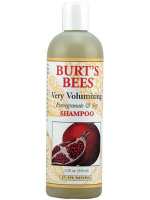Burt's Bees Very Volumizing Shampoo with Pomegranate & Soy