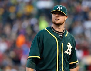 A number of moves across baseball hinge on where Jon Lester ends up. (USA TODAY Sports)