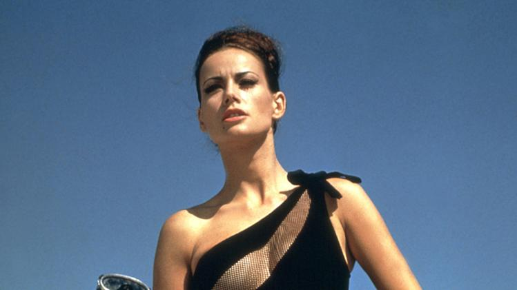 Bond Girls Gallery 2008 Thunderball Claudine Auger