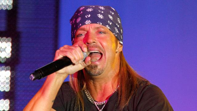 Bret Michaels Splits From Longtime Girlfriend