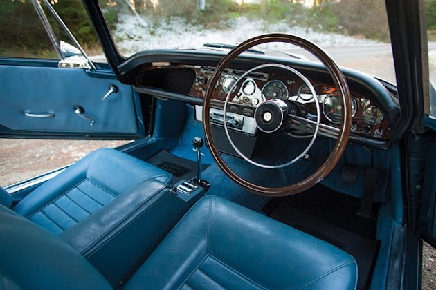 1965 Sunbeam Interior photo