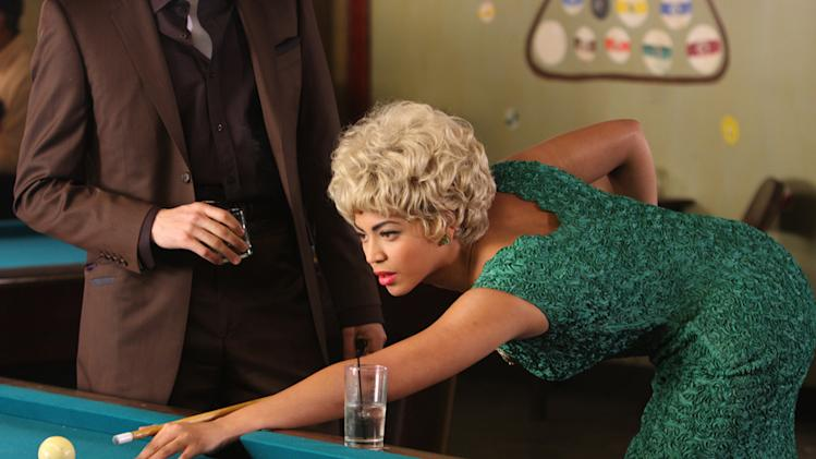 Beyonce Knowles Cadillac Records Production Stills Tristar 2008