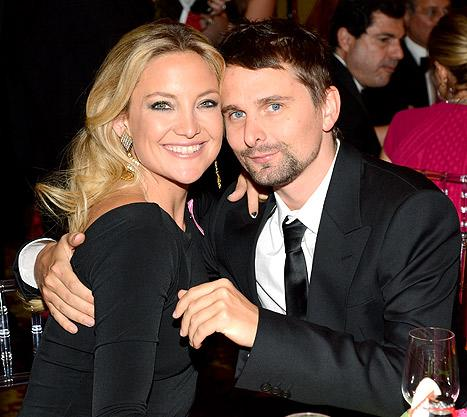 "Kate Hudson Talks Matthew Bellamy Wedding: ""It Will Happen!"""