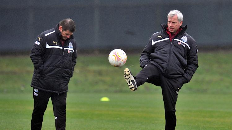 Boss Alan Pardew has backed Newcastle's owners to make the right decisions in January