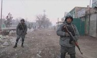 Taliban Launches Suicide Attack In Kabul