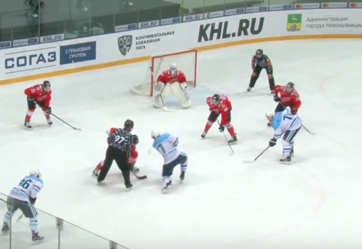 KHL / YouTube