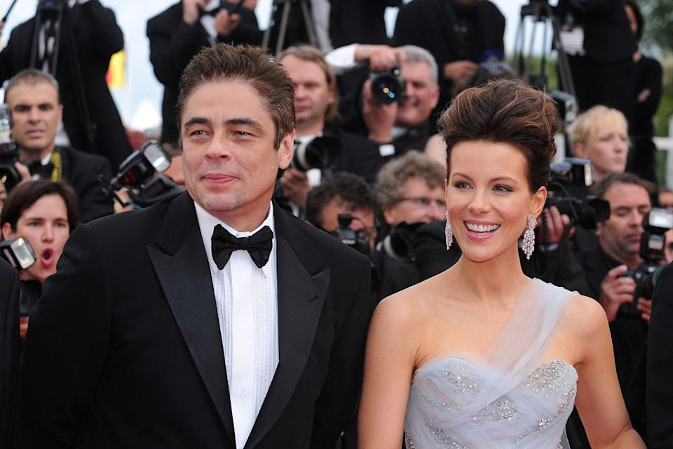 63rd Annual Cannes Film Festival 2010 Benicio Del Toro Kate Beckinsale