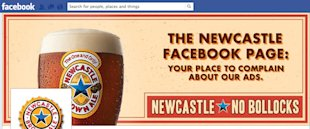 What Craft Beer Can Teach Your Brand About Storytelling image Newcastle Facebook Page