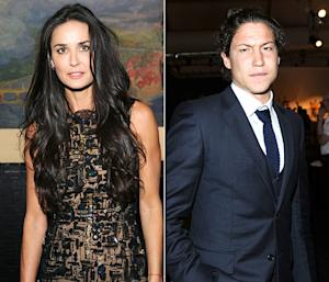Demi Moore, 50, Dating Art Dealer Vito Schnabel, 26: Report