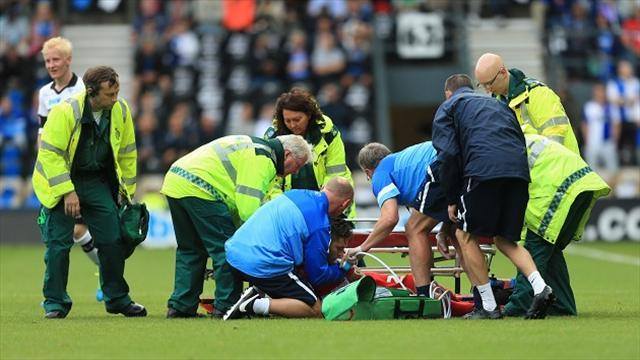 Championship - Blackburn forward Rochina requires surgery