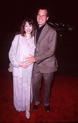 Premiere: Bill Paxton and wife at the premiere of Paramount's Titanic - 12/14/1997