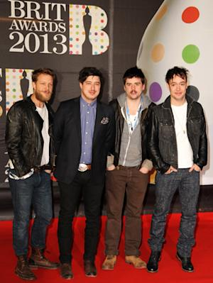 Brit Awards Honor Mumford & Sons, Frank Ocean in Elaborate Ceremony