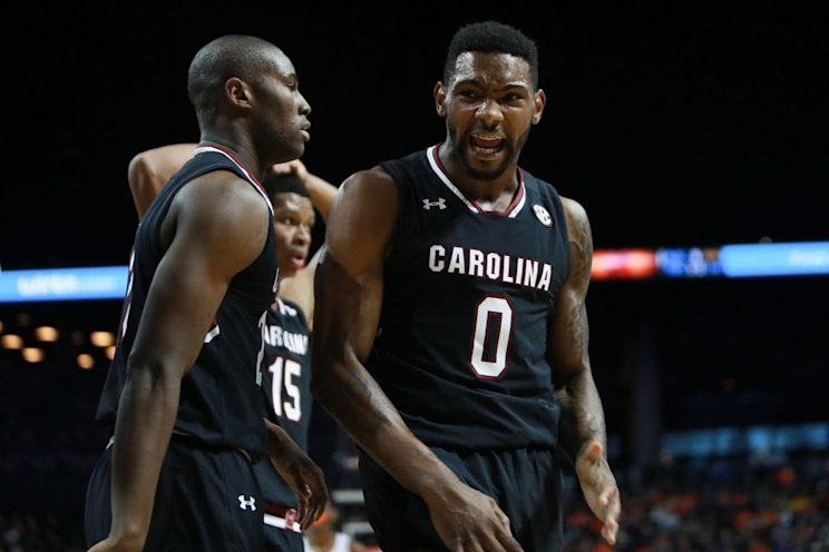 South Carolina is one of two unbeaten SEC teams along with Kentucky (Getty Images)