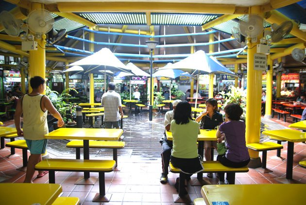 40 Hawker Centres will be joining the Healthier Hakwer Centre Scheme