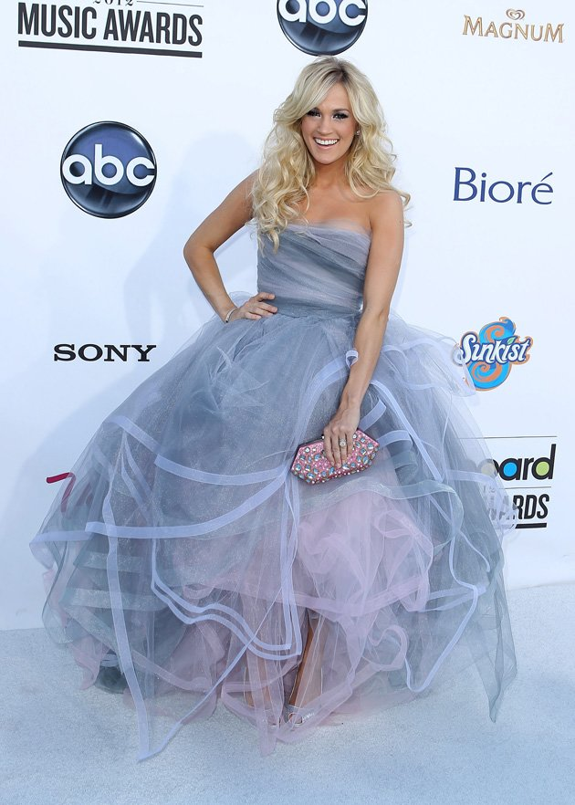 Carrie Underwood, Billboard Music Awards 2012